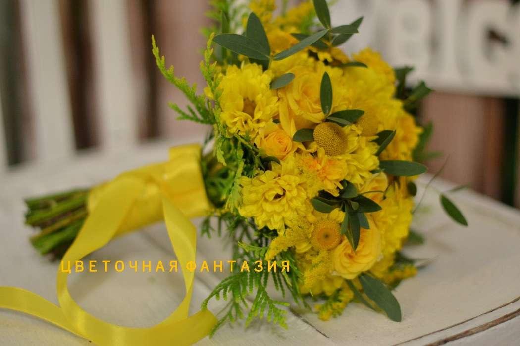 Фото 6818702 в коллекции Букет невесты - Цветочная Фантазия - Цветы и Декор