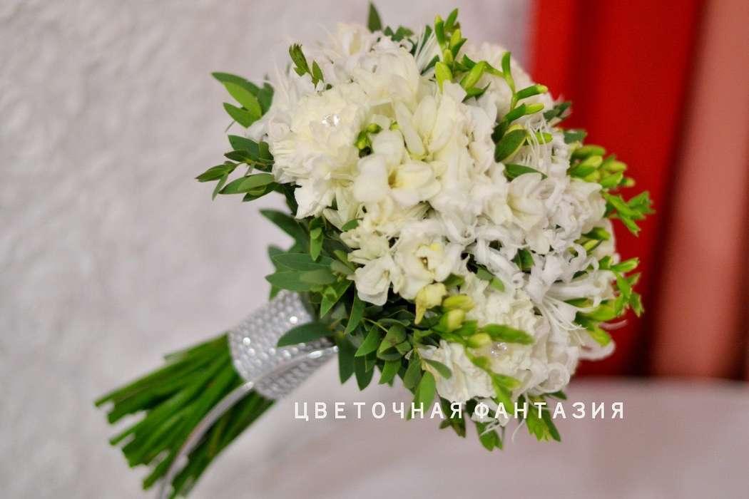 Фото 6818706 в коллекции Букет невесты - Цветочная Фантазия - Цветы и Декор