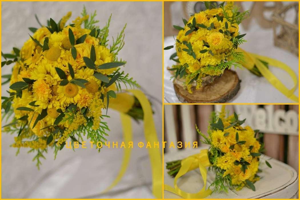 Фото 6818716 в коллекции Букет невесты - Цветочная Фантазия - Цветы и Декор