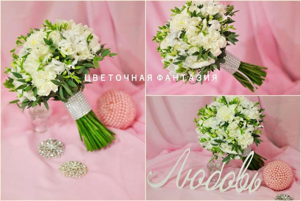 Фото 6818718 в коллекции Букет невесты - Цветочная Фантазия - Цветы и Декор