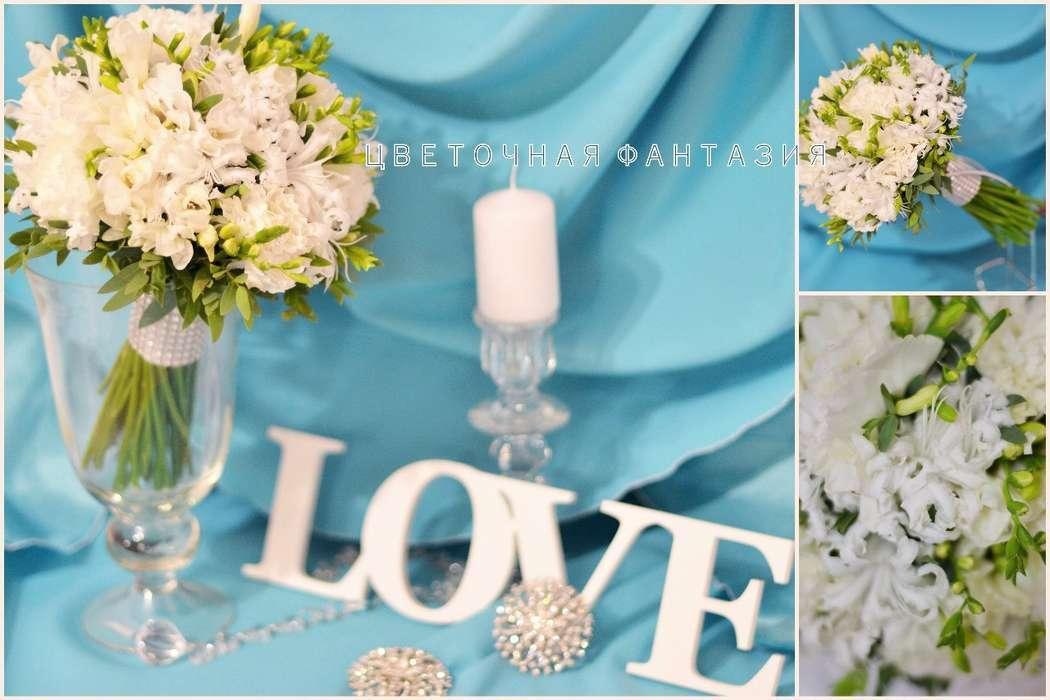 Фото 6818720 в коллекции Букет невесты - Цветочная Фантазия - Цветы и Декор