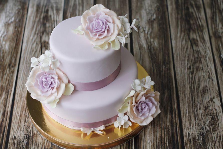 свадебный торт фото киев