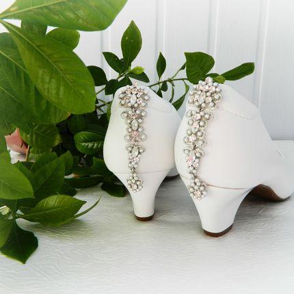 """Свадебные туфли """"Regina"""""""