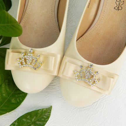 """Свадебные туфельки """"Princess"""" 37 р-р"""