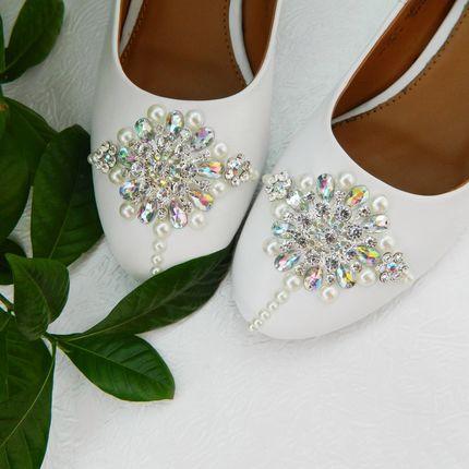 """Сваденые туфли """"Сюзанна"""""""