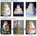Фото 27572 в коллекции торты