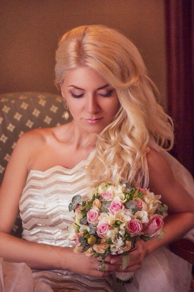 Фото 5149139 в коллекции Свадебные образы - Свадебный стилист Александра Матюшкина