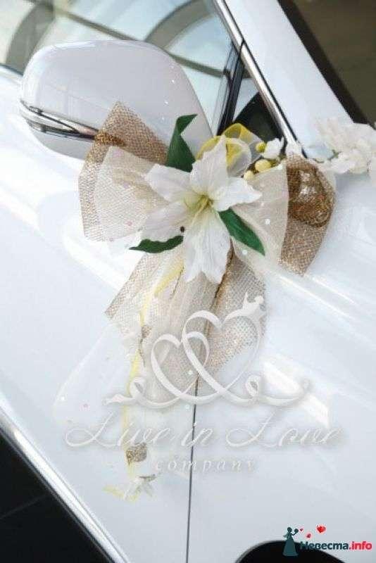 Фото 348805 в коллекции ОФОРМЛЕНИЕ МАШИН - Live in LOVE company - оформление свадеб
