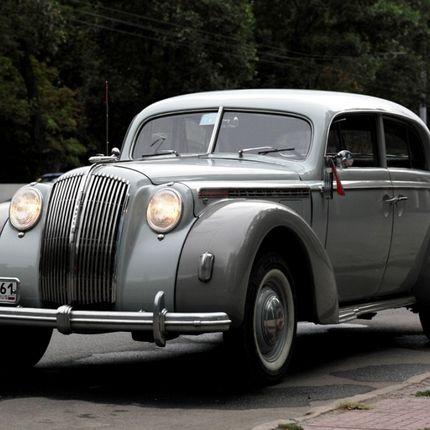 Свадебное авто Opel Admiral 1938