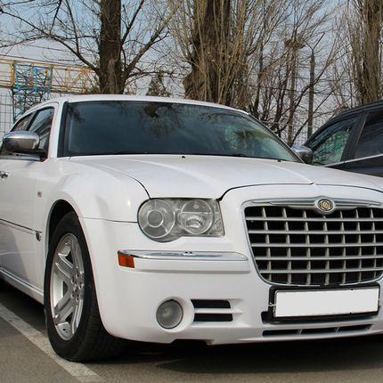 Свадебное авто Chrysler C300