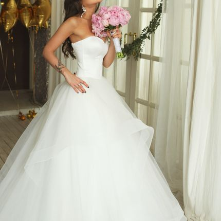 Свадебное платье Амели (PL)