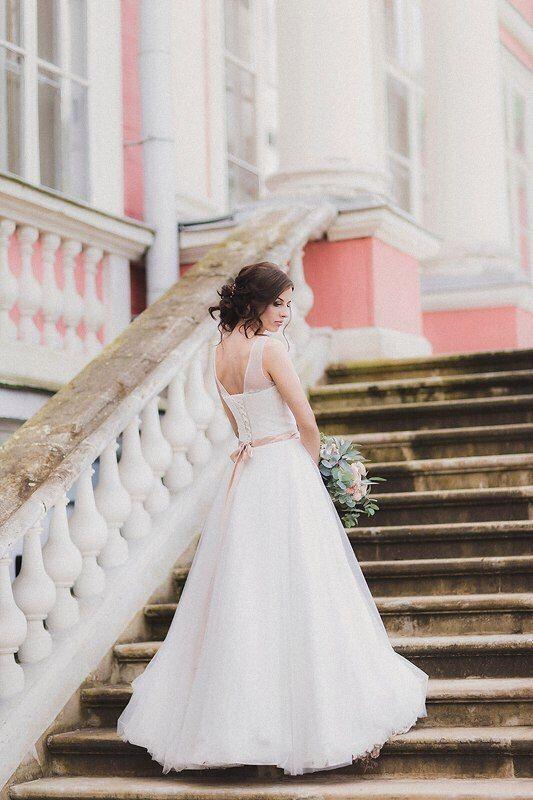 """Свадебное платье """"Милена"""" - фото 12249024 Свадебный салон DIONI"""