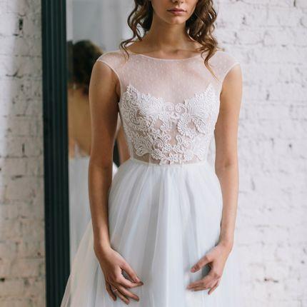 Свадебное платье Мале (KA)