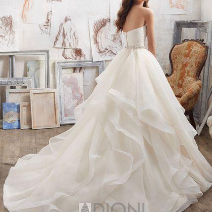 Свадебное платье - Шанель (PL)