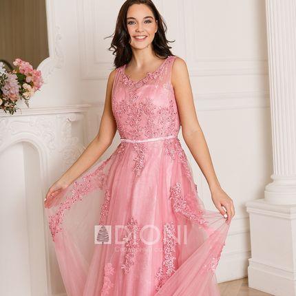 Длинное платье Филоу (OL)
