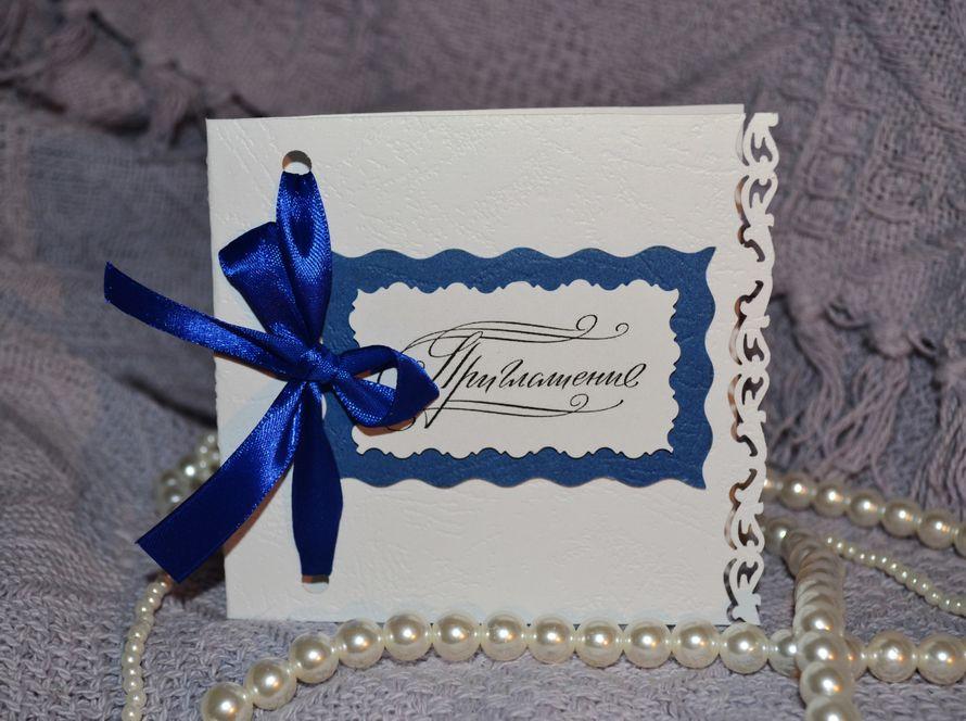Фото 5269611 в коллекции Свадебные приглашения - Приглашения и открытки ручной работы