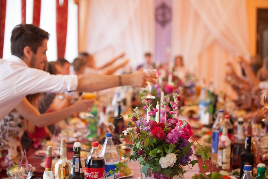 """Фото 5287509 в коллекции Зал Торжеств (до 150 человек) - Ресторан """"Эффект"""""""