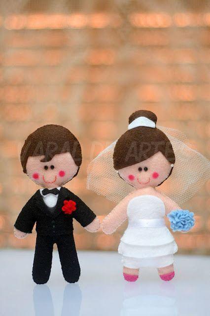 Фото 5294591 в коллекции Фетровая свадьба - Handmade by Tashaflex - аксессуары