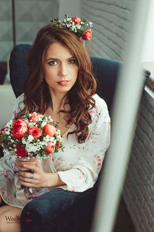 Фото 5299675 в коллекции Душевная свадьба у озера - Наташа и Денис - Агентство WedLab
