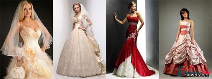 Какие сейчас модные платья свадебные