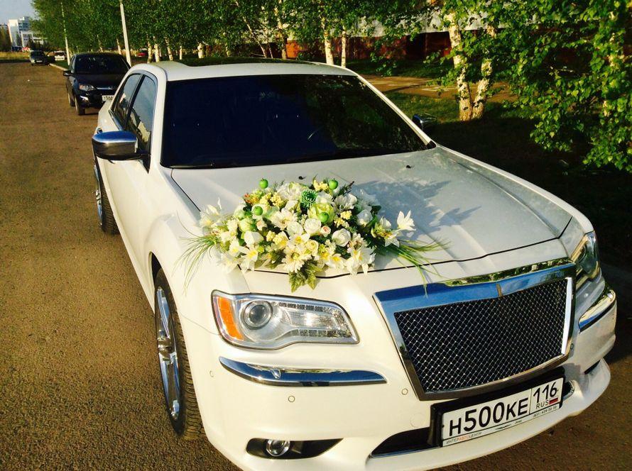 свадебные фото крайслера 300с