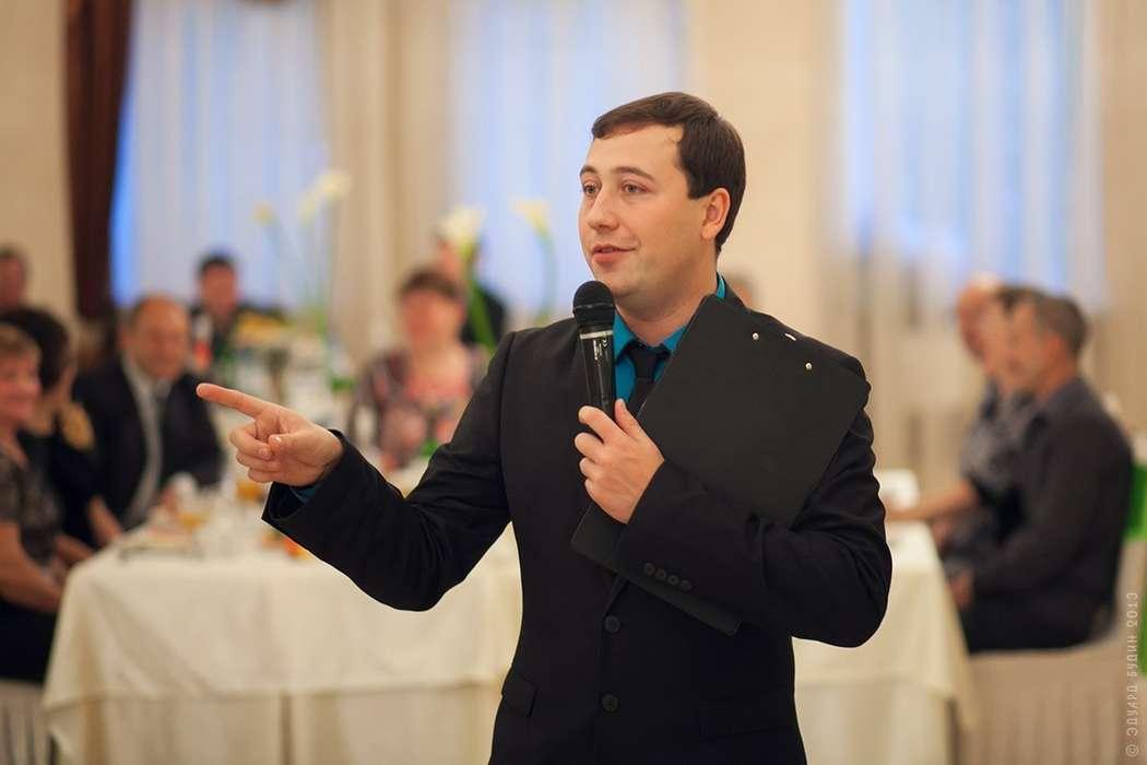 Фото 9247784 в коллекции Ведущий на свадьбу Нижний Новгород - Ведущий Алексей Мурзин