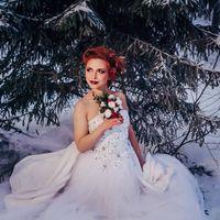 Фотограф Лана Меньшенина  Стилист (прическа,макияж)  Альбина Апасова  Модель Настя Повжик