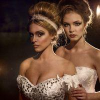 фотограф Алеся Цайтлер  платье Дом Свадьбы  стиль,образ,аксессуары Альбина Апасова