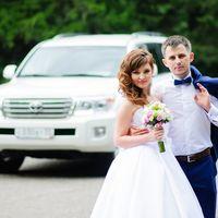 Невеста Настя Фотограф Андрей Худорошков  Образ невесты (прическа,макияж)- я