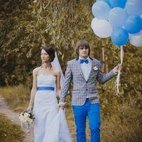 Невеста Анастасия Фотограф Оксана Филимонова