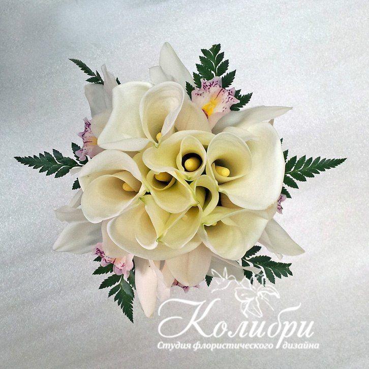 Фото 5330669 в коллекции Букет невесты. Наши работы. - Студия флористического дизайна FloKolibri