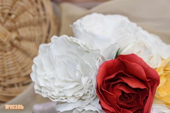 Фото 5372465 в коллекции Свадебный букет - Cвадебный флорист Светлана Урусэль