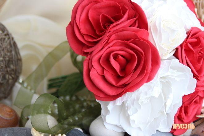 Фото 5372493 в коллекции Свадебный букет - Cвадебный флорист Светлана Урусэль
