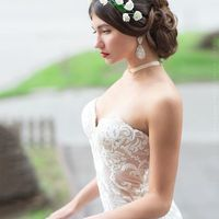 Photographer: Дмитрий Варламов Muah & asseccories:Анастасия Пономарева Flowers: Анна Федина