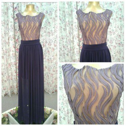 Вечернее платье, модель 042