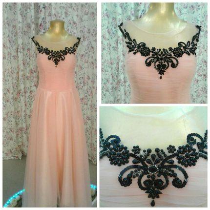 Вечернее платье, модель 0100
