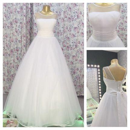 Свадебное платье, арт. 014