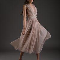 Платье Майская роза