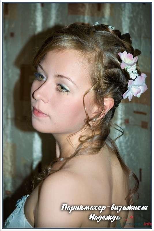 Фото 31723 в коллекции это просто моя работа - Парикмахер-визажист Надежда Данюшкина