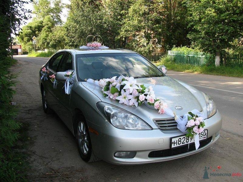 Фото 31822 в коллекции Моя  свадебная машина - rozochka