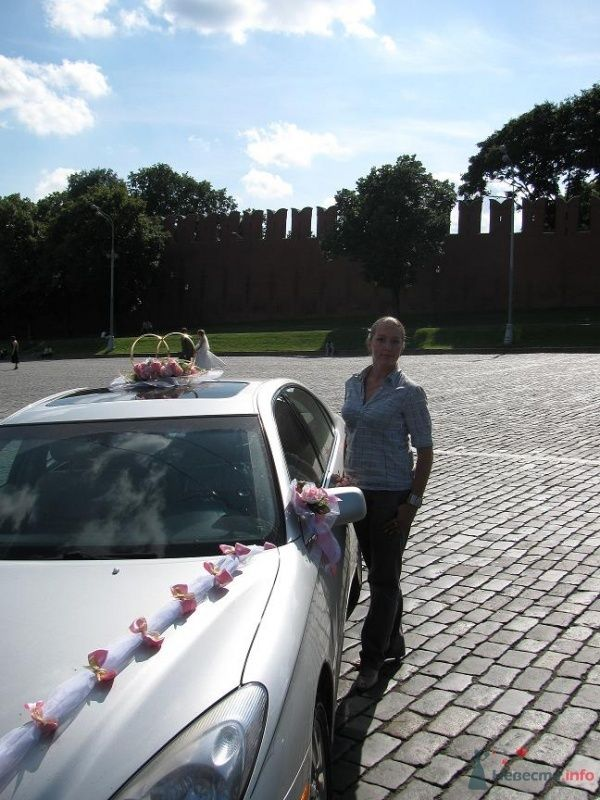 Я - водитель свадебной машины)