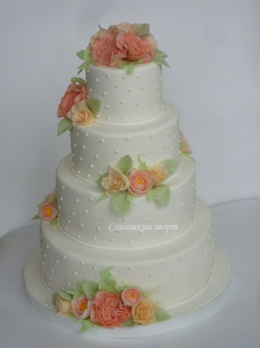 Свадебный торт рязань цена