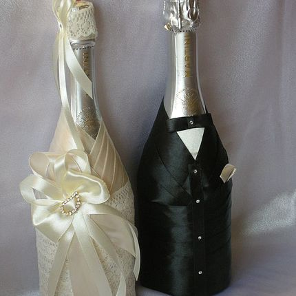 Cвадебное шампанское