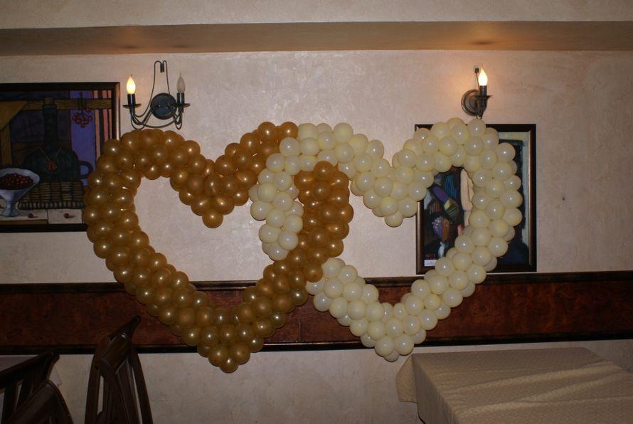 Фото 5603006 в коллекции Портфолио - Шарон - гелиевые шары, оформление залов