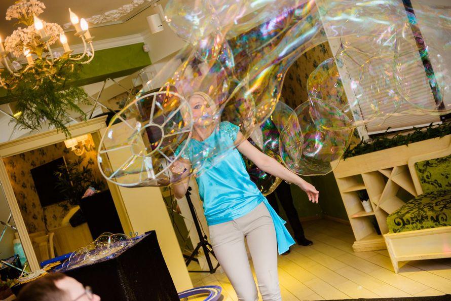 """Фото 5587114 в коллекции Шоу мыльных пузырей - Шоу мыльных пузырей """"Феерия"""""""