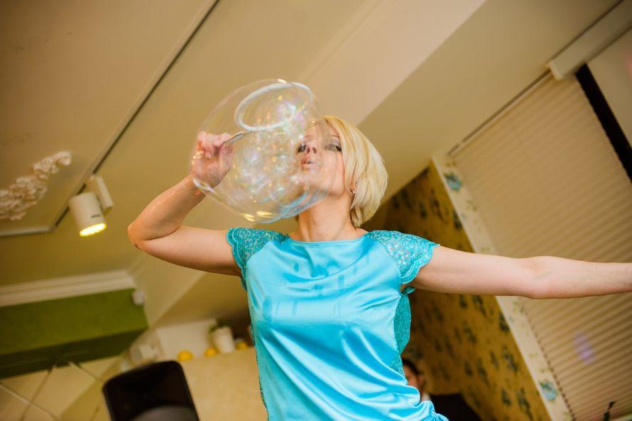 """Фото 5587118 в коллекции Шоу мыльных пузырей - Шоу мыльных пузырей """"Феерия"""""""