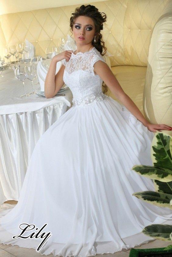 """Фото 869169 в коллекции Свадебные платья в наличии и под заказ ! - Свадебный салон-прокат """"Невеста"""""""