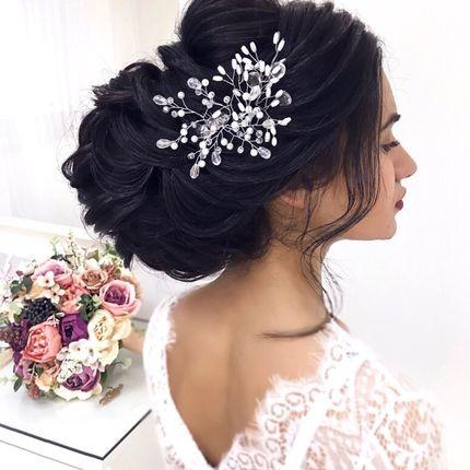 Репетиция свадебного макияжа и причёски