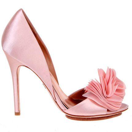 Свадебные туфли Badgley Mischka Blossom