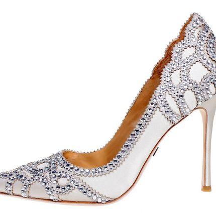 Свадебные туфли Badgley Mischka Rouge